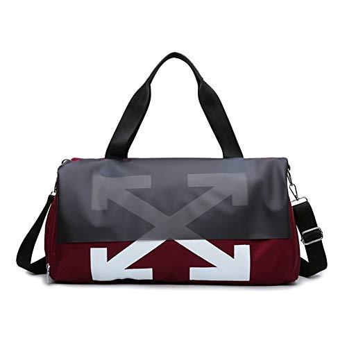 Chutoral Weekender reistas handbagage, sporttas, reistas trainingstas voor dames en heren | geschikt als fitnesstas