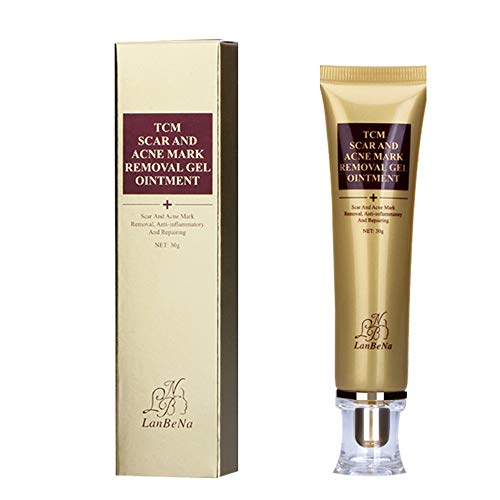Wisdompark Acne Scar Removal Cream Skin Repair Face Cream Acne