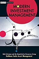 Modern Investment Management: An Equilibrium Approach (Wiley Finance)