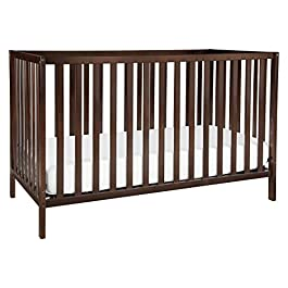 Union 2-in-1 Convertible Crib and Mattress