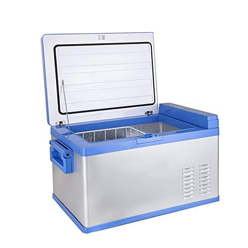 40L compresor Coche refrigerador portátil Coche refrigerador Inteligente Control de Temperatura hogar pequeño refrigerador