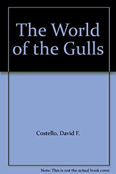 Hardcover The World of the Gulls Book