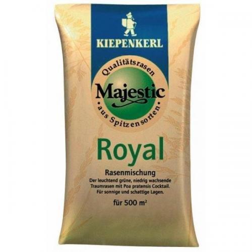 Majestic Royal Rasen 10kg, Rasensamen, Rasensaat