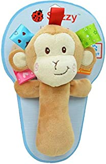 Sozzy Baby Hand Bell Plush Toy