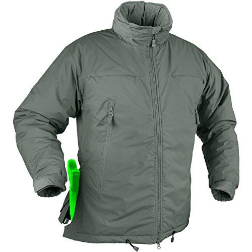 Helikon Husky Winter Taktische Jacke Alpha Grün Größe XL