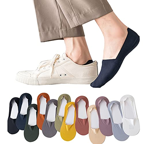ZONEBIKE women Girls No Show Socks Low Cut Liner Non Slip Invisible Hidden sock Cool Comfort Breathable 8 Pairs