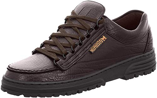 Mephisto CRUISER MAMOUTH 751 Herren Derby Schnürhalbschuhe, Braun (DARK BROWN MAMOUTH 751), Gr. 43 (UK 9)