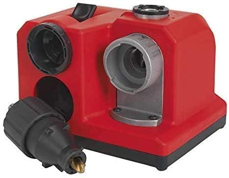 Affilatore di Punte per Trapano 85 watt (trapano in metallo 3-13 mm, mandrino rimovibile, disco diamantato, affilatrice per punte da trapano)