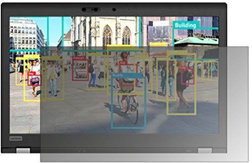 dipos I Protección de la Vista Compatible con Lenovo ThinkPad P72 Protector de Pantalla Privacy
