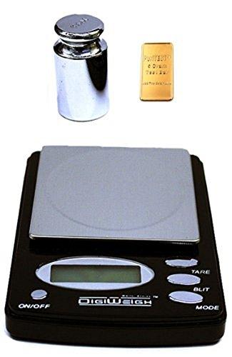 Gunpowder Scale 1543 X 0.2gn Grain for Reloading Guns Hunting Measuring Powder, Interceptor, Dishwasher