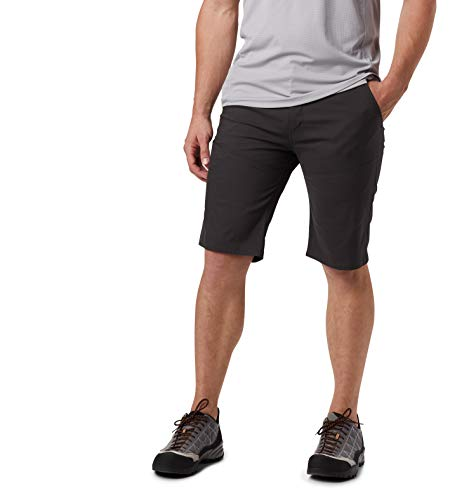 Mountain Hardwear Men's AP Short for Hiking, Climbing, and Everyday, Lightweight, Versatile, Comfortable - Void - 32W x 9L