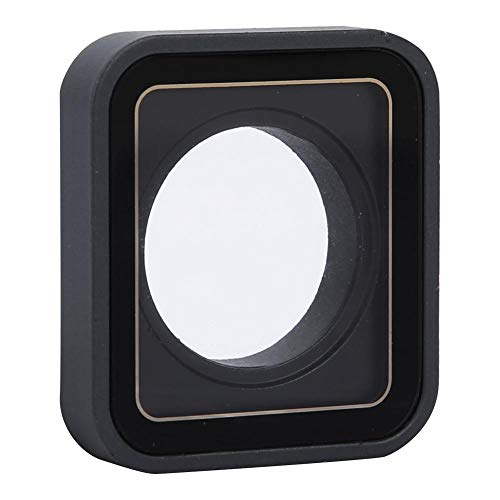 Mugast Protector de Pantalla de cámara, Funda Protectora de reemplazo de Lente de Vidrio Compatible para Go Pro Hero 5/6/7