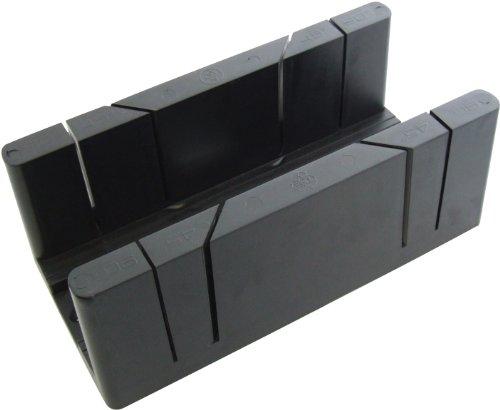 Silverline 447130 Bo/îte /à onglets 250 x 90 mm