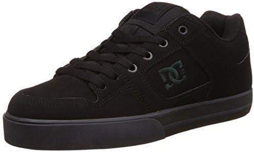 DC Shoes Men's Pure 在庫あり Sneaker Black-7 M ランキングTOP10