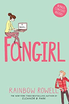 Fangirl by [Rainbow Rowell]