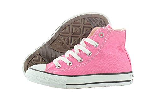 Converse Unisex-Kinder Ctas Core Hi Sneaker, Pink, 27 EU