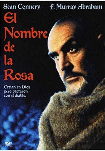 El nombre de la rosa [DVD] ⭐