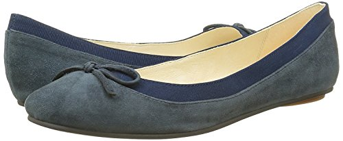 Buffalo London 207-3562 Kid Suede 125266 Damen Ballerinas EU 35