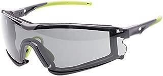 Encon Veratti Scudo Safety Glasses Anti Fog (Grey)