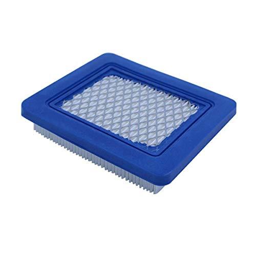 Cosye 1 pièces Accessoires de Tondeuse à Gazon Filtre Filtre à Air Filtre à Air Tondeuse à Gazon filtres pour Filtre Briggs & Stratton