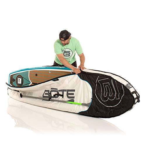 BOTE Board Bag   Stand Up Paddle Board Accessory for Travel and Protection, 12'