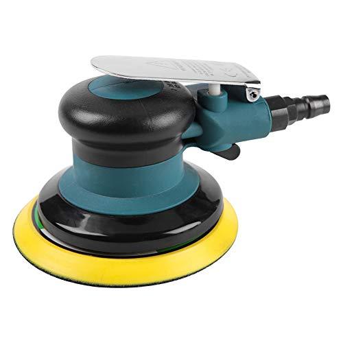 Druckluft Schleifer, Exzenterschleifer Pneumatisches Schleifwerkzeug Schnelle Schleifgeschwindigkeit zum Schleifen und Polieren für Kunststeine, Möbel, Holzprodukte, Metalle