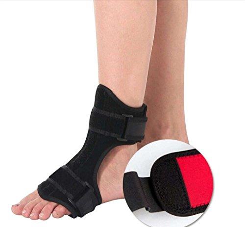 Tobillera de apoyo transpirable para correr, deportes, apoyo al arco, cuidado de los pies, compresión de la manga del pie para fascitis plantar calcetines