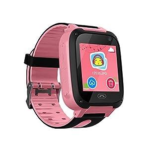 Turnmeon niños SmartWatch GPS, reloj inteligente, SIM ...