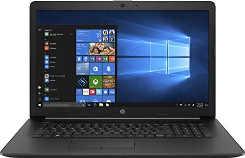 HP 17-by4254ng (17,3 Zoll / HD+) Laptop (Intel Core i5-1135G7, 8GB DDR4 RAM, 512GB SSD, Intel Iris Xe Grafik, Windows 10, DVD-Laufwerk) schwarz