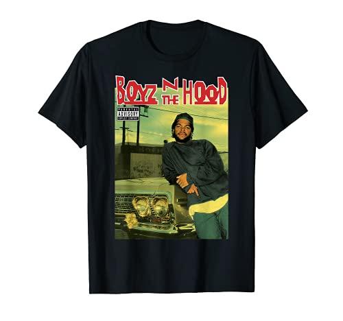 Boyz N The Hood Darrin Doughboy Album Cover Logo T-Shirt