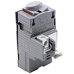 Replacement Pushmatic circuit breaker manufactured new by Connecticut Electric For use in Pushmatic circuit breaker panels Intertek ETL Listing to UL Standard 489 for US and Canada-Molded case circuit breakers 10,000 AIC 20 Amp.Interruption Type:Stan...