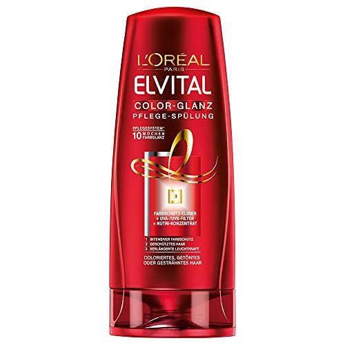 L'ORÉAL Paris Elvital Color-Glanz Pflege-Spülung 200ml