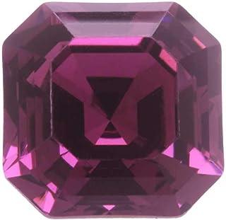 Swarovski Cristal, 4480 Imperial Fancy Stone 10 mm, 1 Pieza, Amatista (frustrada)