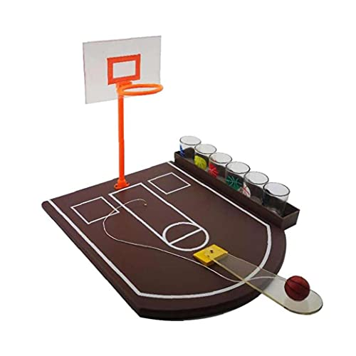 Juegos De Baloncesto Mini Tiro Deportivo Dedo Tabla Interactiva Juguete Batalla Juego De Beber Juguete