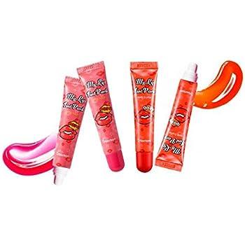 Pack de brillo de labios Berrisom Oops My Lip Tint Tatoo: Amazon.es: Belleza