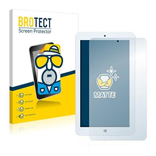 BROTECT 2X Entspiegelungs-Schutzfolie kompatibel mit Mediacom WinPad 7.0 W700 Bildschirmschutz-Folie Matt, Anti-Reflex, Anti-Fingerprint