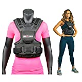 MIR 30lbs Women Adjustable Weighted Vest