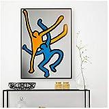 Keith Harin Montreux Jazz Festival Berühmtes Bild Social