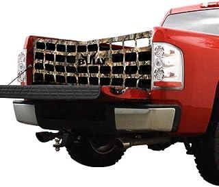 Pilot Automotive TGC-903F Reflective Collegiate Tailgate Net Full Size Pick Ups University of Tennessee