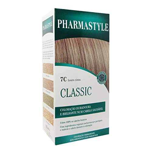 Pharmastyle Ink Hair 7c Blond Grau