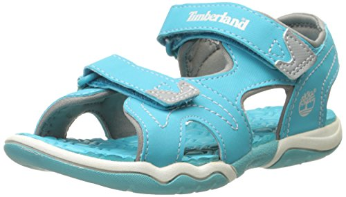Timberland Adventure Seeker 2 Strap Sandal (Toddler/Little Kid), Light Blue, 3 M US Little Kid