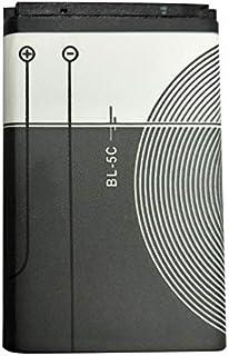 Batería de Litio 1020mAh 3.7V de la batería de Litio de reemplazo de Alta Capacidad para la Herramienta eléctrica Duradera de Nokia BL-5C