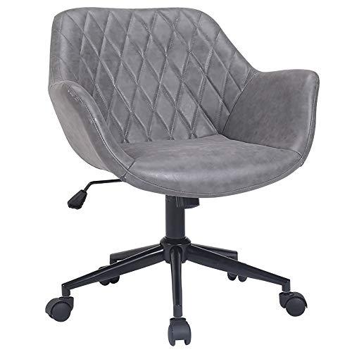 Qi Peng-//Chaise pivotante-Ordinateur Chaise Bureau Chaise étude Loisirs Nordique Mode siège Moderne Minimaliste Table élévatrice Chaise Chaise pivotante