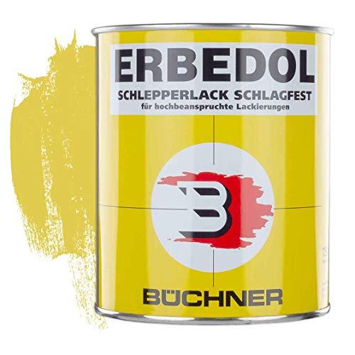 Schlepperlack | ELFENBEIN | RAL 1014 | 0,75 l | restaurieren | Traktor | lackieren | Farbe | Trecker | Frontlader | Lack | Lackierung | Farbton | schnelltrocknend | deckend