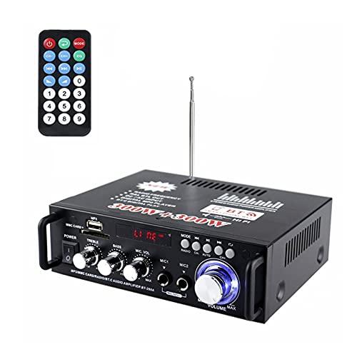 Etlephe Amplificador Audio,Amplificador HiFi,Amplificador Bluetooth...