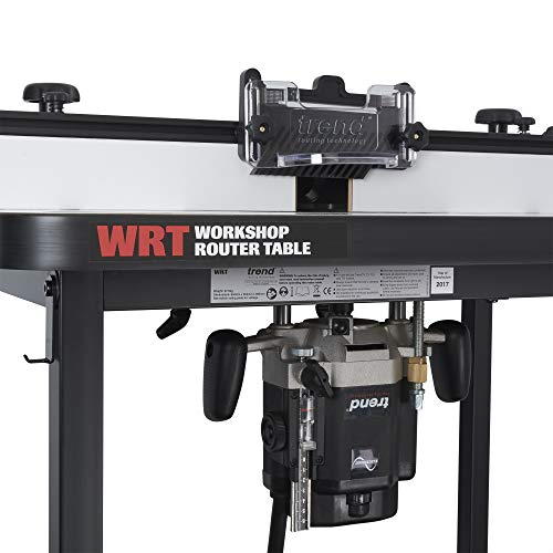 Trend WRT Workshop Router Table, 240 Volt