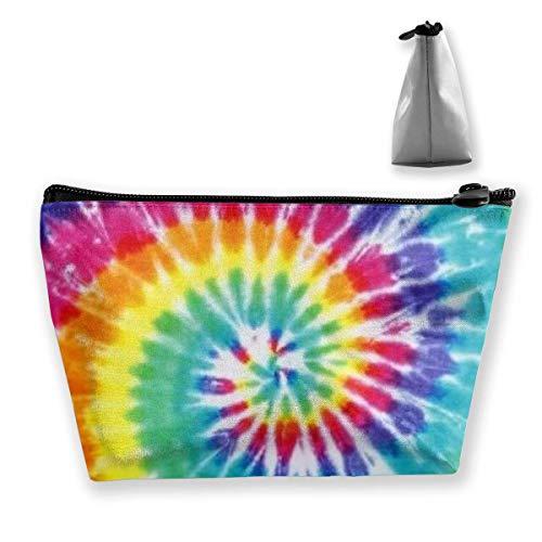 Coloré Tie Dye Sac de voyage pour cosmétiques