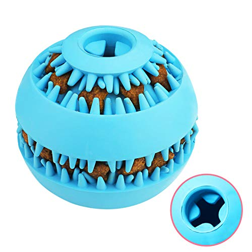 HAOPINSH Dog Ball Toy, Dog Treat Ball Dispenser Dog Chew Toy $5.10 (49% Off)