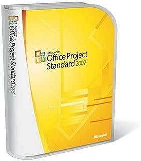 Microsoft Project Standard 2007 Version Upgrade [Old Version]