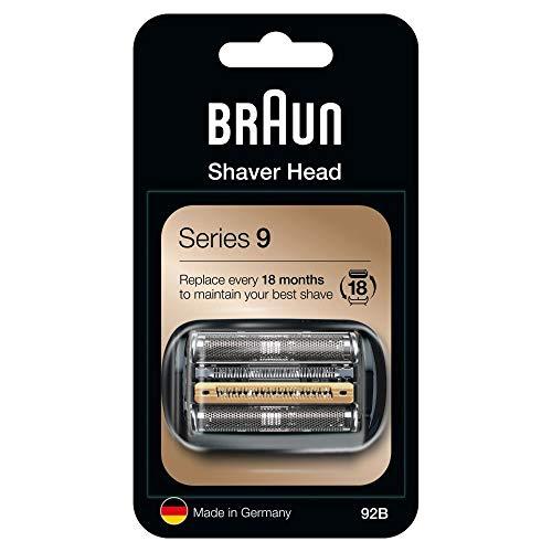 Braun 92B Ersatz-Rasierer für elektrische Rasierer Kompatibel mit den Rasierern der Serie...